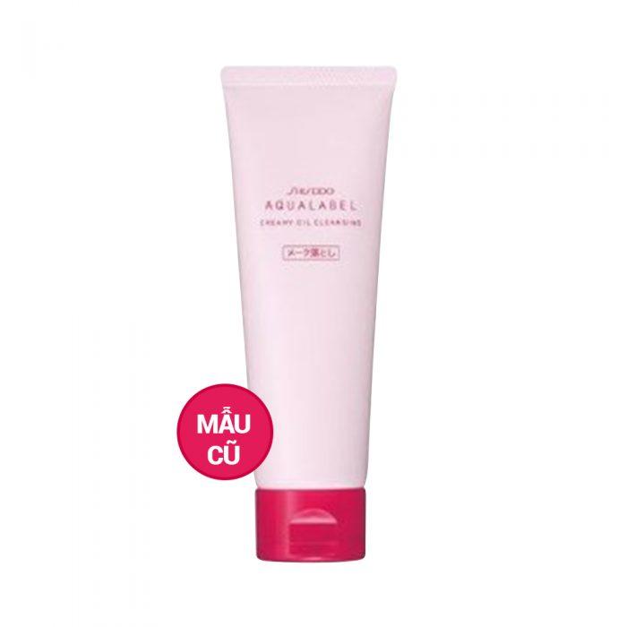 Công dụng kem tẩy trang Shiseido aqualabel