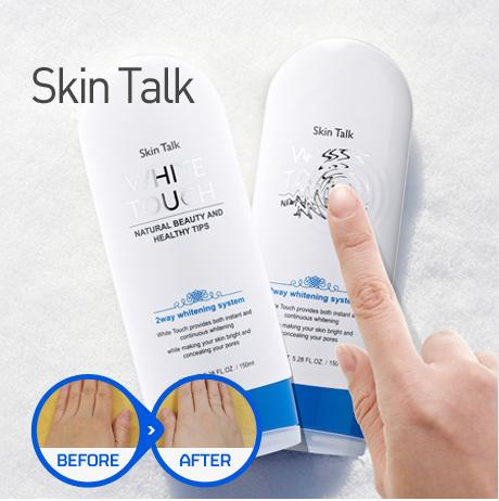 Kem SkinTalk White Touch dùng tốt không